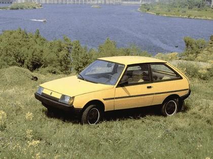 1988 Zaz 1102 Tavria 2