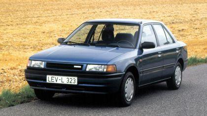 1989 Mazda 323 ( BG ) sedan 8