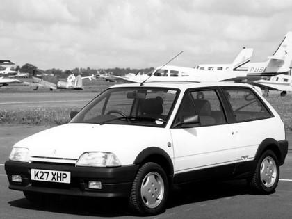 1990 Citroen AX GTi - UK version 3
