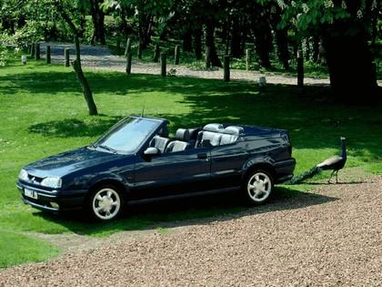 1991 Renault 19 16S cabriolet 1