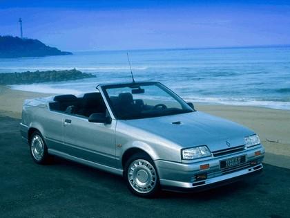 1991 Renault 19 16S cabriolet 3