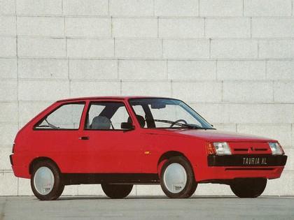 1991 Zaz Tavria XL Poch 1