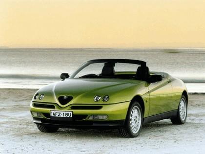 1994 Alfa Romeo Spider - UK version 1