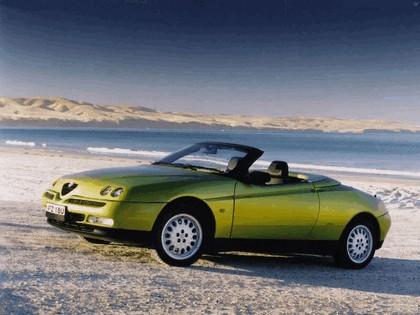 1994 Alfa Romeo Spider - UK version 2
