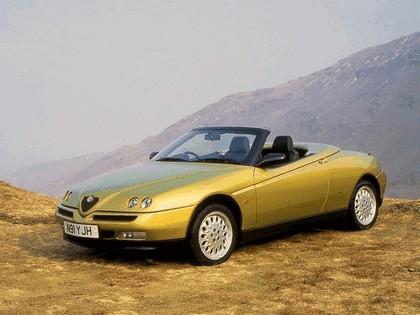 1994 Alfa Romeo Spider - UK version 3