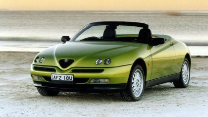 1994 Alfa Romeo Spider - UK version 1
