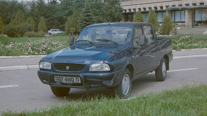 1998 Dacia 1307 4WD Ti Pick-up 4