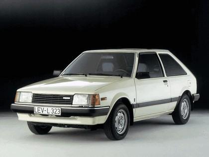 1980 Mazda 323 ( BD ) 3-door 1
