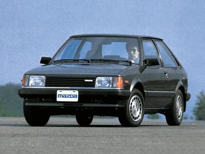 1980 Mazda 323 ( BD ) 3-door 2
