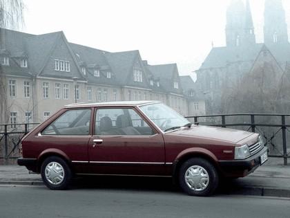 1980 Mazda 323 ( BD ) 3-door 3