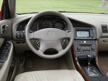 1999 Acura TL 9