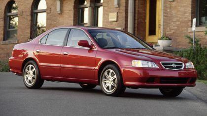 1999 Acura TL 4