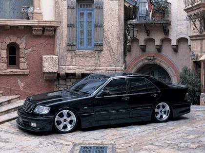 2000 Mercedes-Benz S-klasse ( W140 ) by Fabulous 1