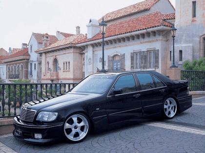 2000 Mercedes-Benz S-klasse ( W140 ) by Fabulous 2