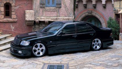 2000 Mercedes-Benz S-klasse ( W140 ) by Fabulous 5
