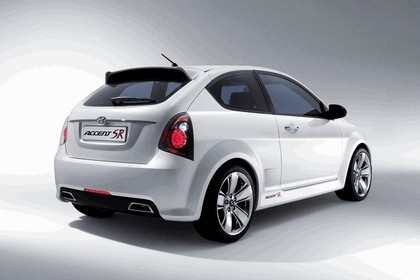 2005 Hyundai Accent SR concept 3