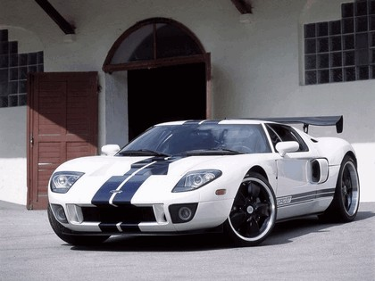 2006 Ford GT by Loder1899 1