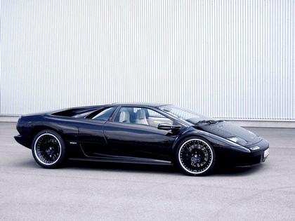 2007 Lamborghini Diablo Edition Race by Hamann 1