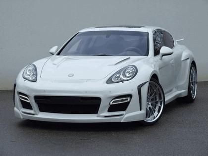 2009 Porsche Panamera ( 970 ) by FAB Design 4