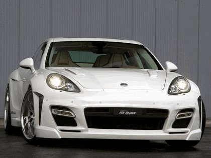2009 Porsche Panamera ( 970 ) by FAB Design 8