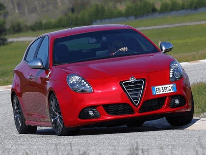 2010 Alfa Romeo Giulietta Quadrifoglio verde 6