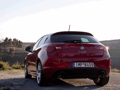 2010 Alfa Romeo Giulietta Quadrifoglio verde 16