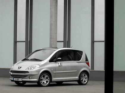 2005 Peugeot 1007 D-Day concept 1