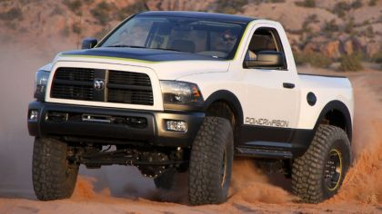 2010 Dodge Mopar RAM Power Wagon concept 8
