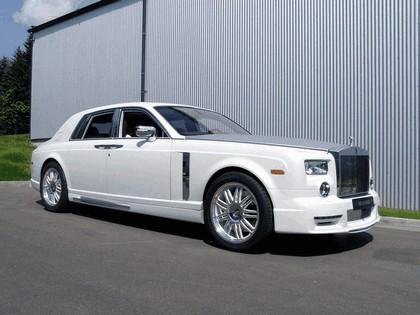 2010 Rolls-Royce Phantom White by Mansory 3