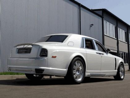 2010 Rolls-Royce Phantom White by Mansory 5