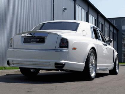 2010 Rolls-Royce Phantom White by Mansory 6