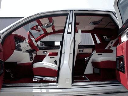 2010 Rolls-Royce Phantom White by Mansory 8