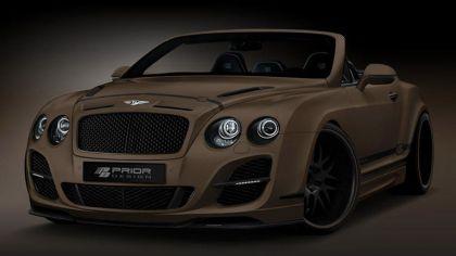 2011 Bentley Continental GTC by Prior Design 1