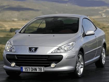 2005 Peugeot 307 CC 10
