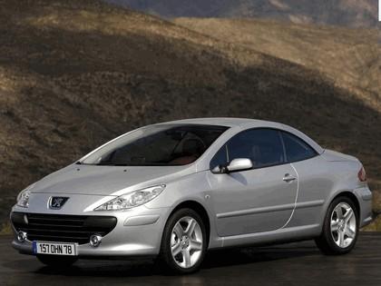 2005 Peugeot 307 CC 11