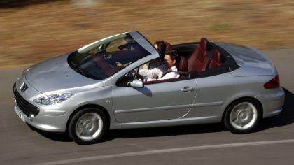 2005 Peugeot 307 CC 9