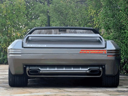 1980 Lamborghini Athon Speedster concept by Bertone 5