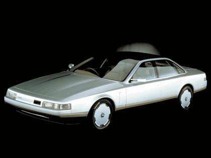 1985 Nissan CUE-X concept 1