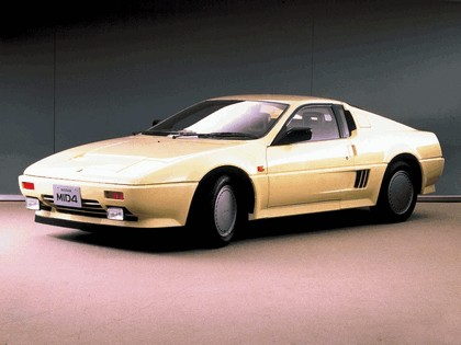 1985 Nissan Mid4 Type I concept 1