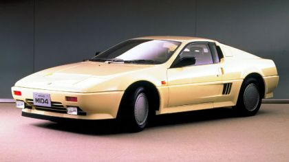 1985 Nissan Mid4 Type I concept 6
