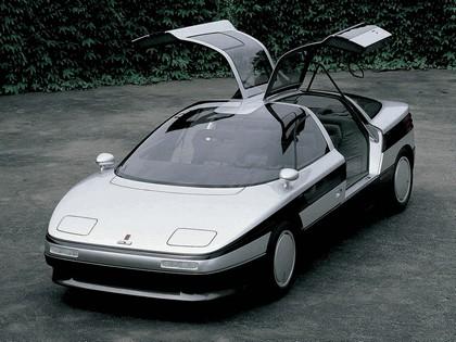 1986 Italdesign Incas concept 1