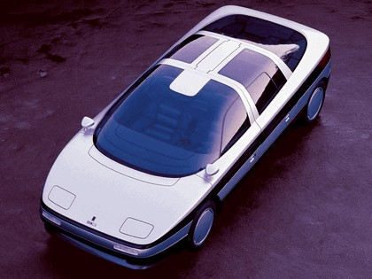 1986 Italdesign Incas concept 2