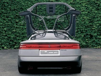 1986 Italdesign Incas concept 4
