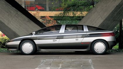 1986 Italdesign Incas concept 8