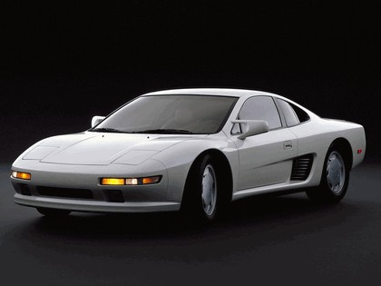 1987 Nissan Mid4 Type II concept 2