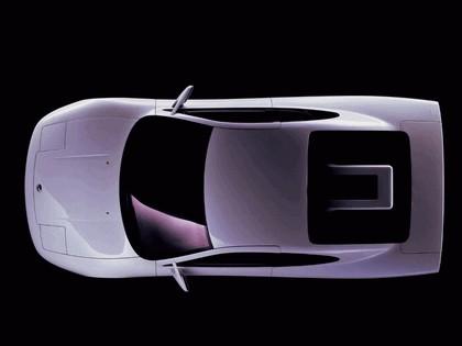 1987 Nissan Mid4 Type II concept 3