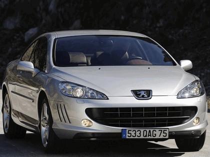 2005 Peugeot 407 coupé 3