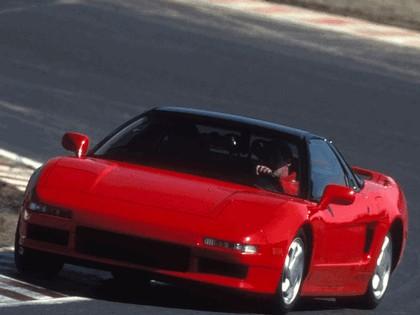 1989 Acura NSX prototype 2