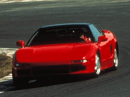 1989 Acura NSX prototype 3