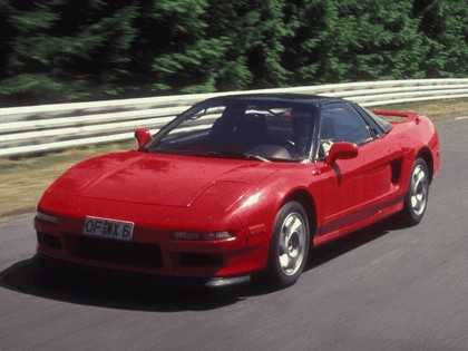 1989 Acura NSX prototype 4